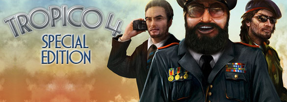 Tropico 4 Steam Special Edition (Steam key)
