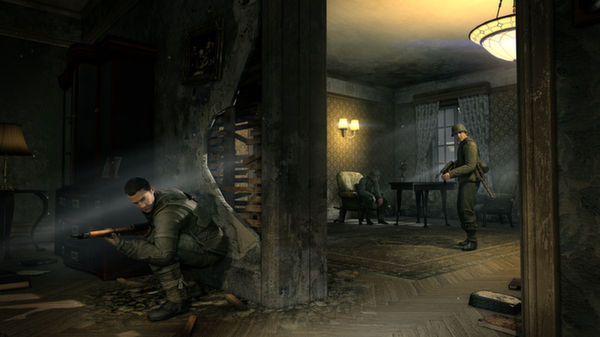 Sniper Elite V2 (Steam Gift / Region Free) + Подарок
