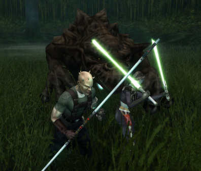 Star Wars Knights of the Old Republic 2 (Steam Gift)