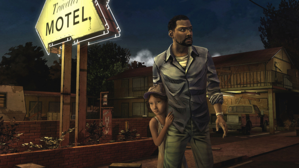 The Walking Dead (Steam key / Region Free) + Подарок