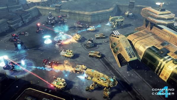 Command & Conquer 4: Tiberian Twilight (Steam Gift )
