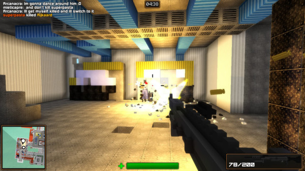 Blockstorm (Steam key / Region Free)
