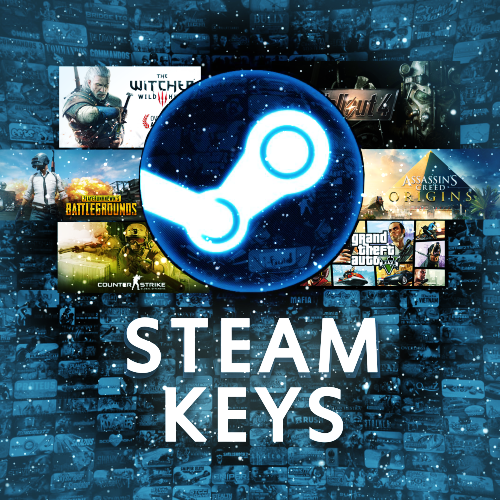 STEAM SUPER ULTRA ELITE KEYS [Games with high rating]