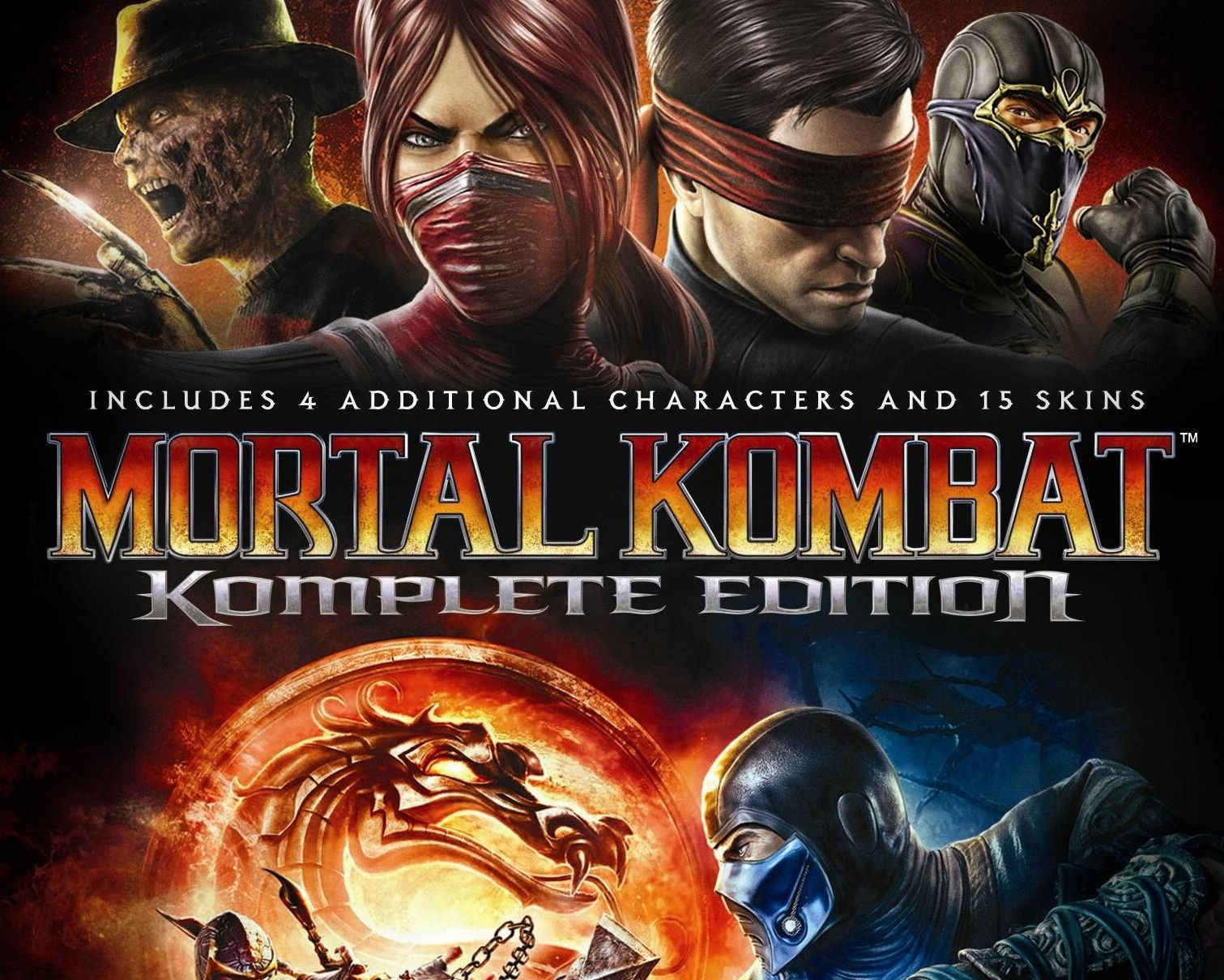 Mortal Kombat Komplete Edition (Steam | RU) + ПОДАРКИ