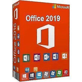 Microsoft Office Professional plus 2019 1 ПК + bonus