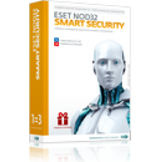 ESET NOD32 Smart Security 3PK 1 year EXTENSION