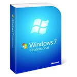 Windows 7 Pro 1 PC full 32/64 bit Оригинал