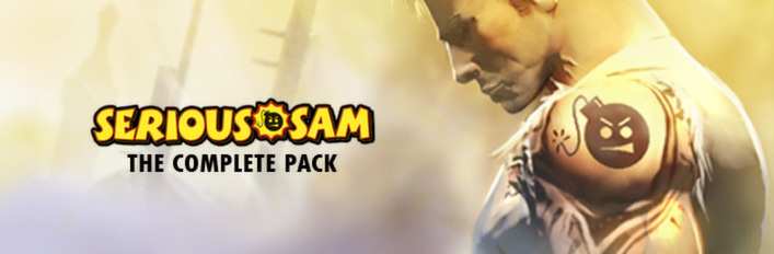 Serious Sam Complete Pack (Steam Gift/RegionFree)