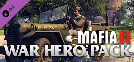 Mafia II DLC: War Hero Pack (Steam Gift)