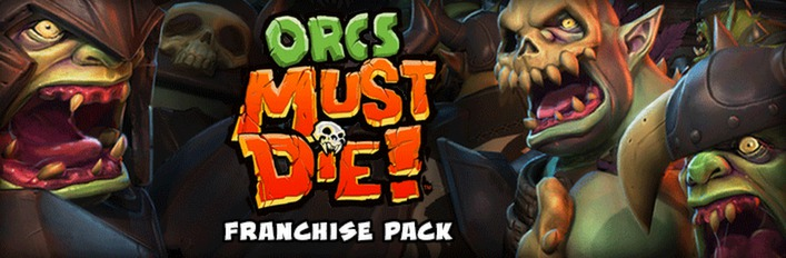 Orcs Must Die! Franchise Pack (Steam Gift)