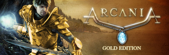 ArcaniA: Gold Edition (Steam Gift/Region Free)