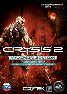 Crysis 2 - Maximum Edition (Origin Key / Region Free)