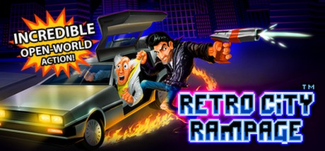 Retro City Rampage (Steam Gift/Region Free)
