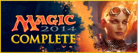 Magic 2014 - GOLD COMPLETE (Steam Gift/Region Free)