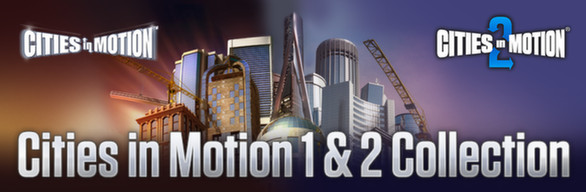 Cities in Motion 1 and 2 Collection (SteamGift/RegFree)