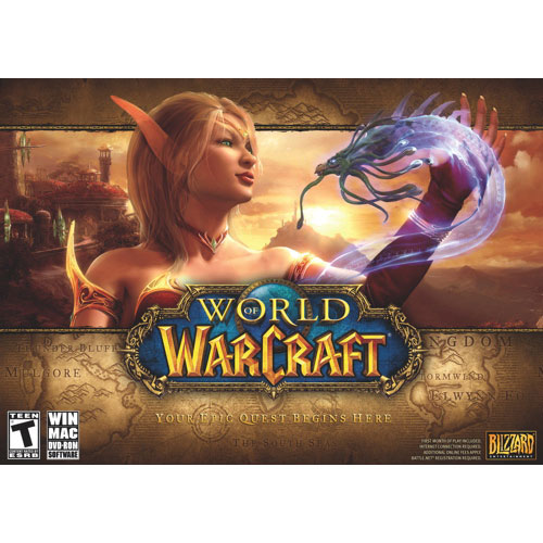 World of Warcraft: Battlechest (RUS)+Draenor 30 Days