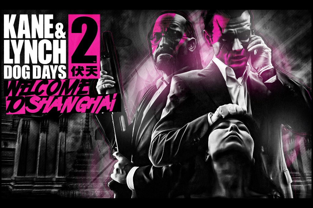 Kane & Lynch 2: Dog Days (Steam Аккаунт)