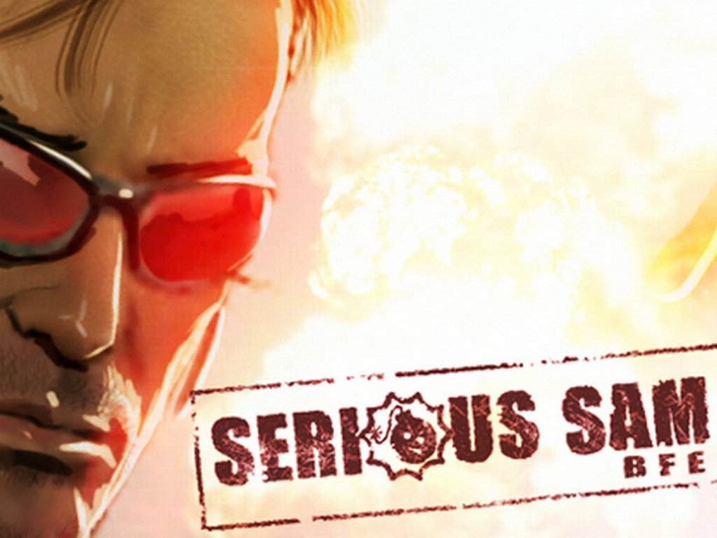 Serious Sam 3.