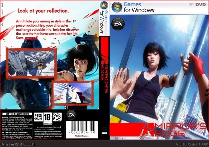 Mirror´s Edge (Origin Key - Region Free) + подарок