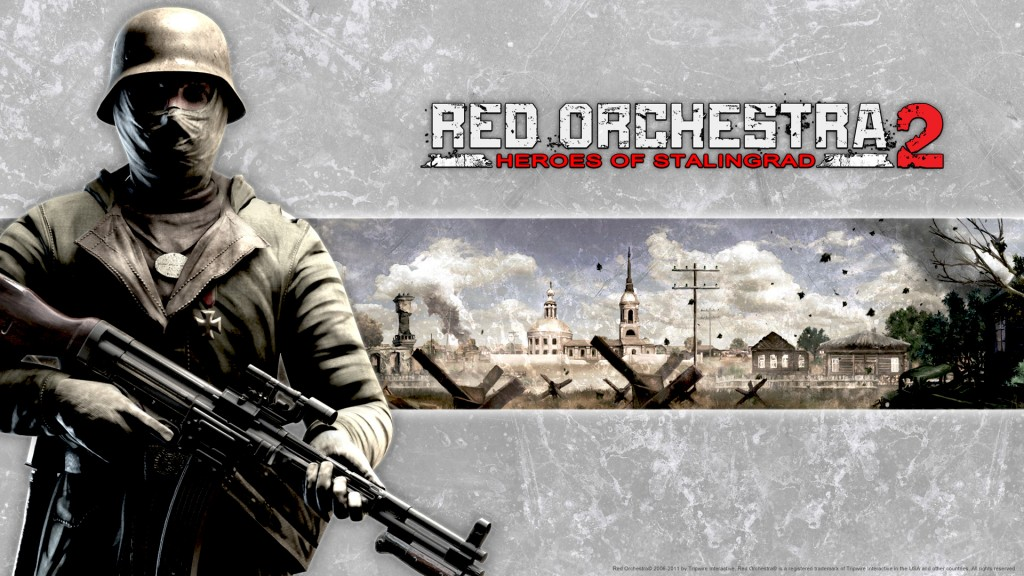 Call of Duty: Modern Warfare 2+Red Orchestra 2(Аккаунт)