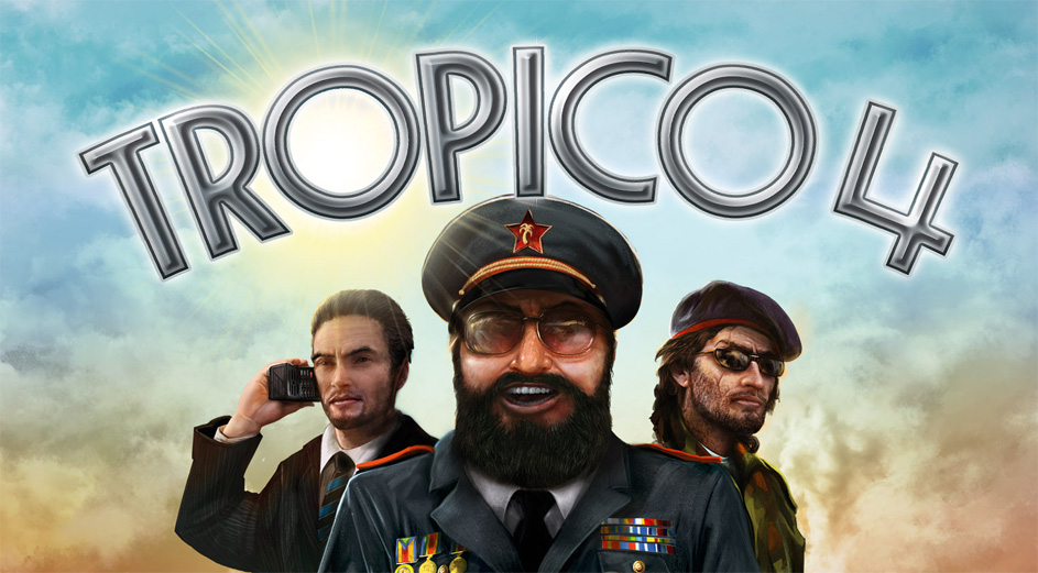 Tropico 4 Collector´s Bundle(Steam gift/Region free)