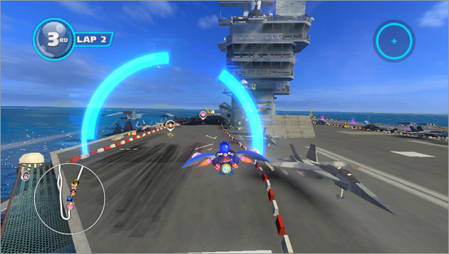 Sonic and All-Stars Racing Transformed(Steam gift/RU)