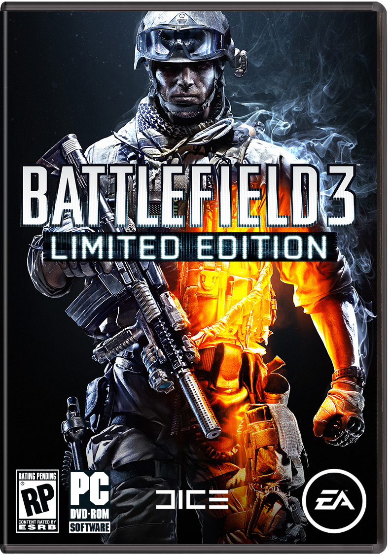Battlefield 3 Limited Edition (Origin/Region Free)+GIFT