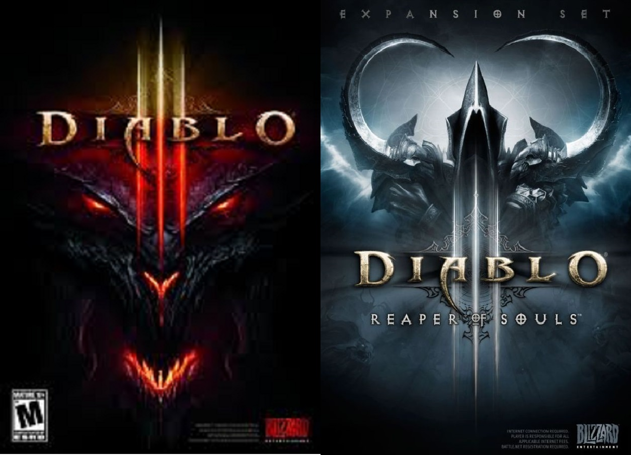 DIABLO 3+DIABLO 3 REAPER OF SOULS (BATTLE.NET)+GIFT