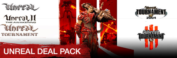 Unreal Deal Pack ✅(Steam Key/GLOBAL KEY)+GIFT