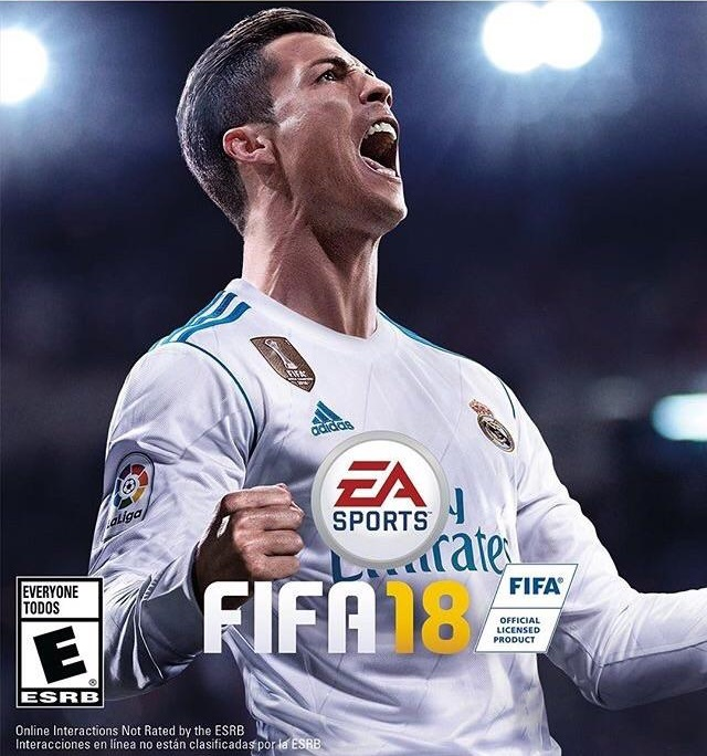 FIFA 18 World Cup Russia (REGION FREE/RU LANG)+GIFT