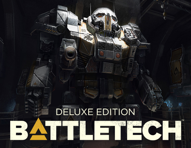 BATTLETECH DELUXE EDITION ✅(STEAM KEY)+GIFT