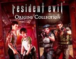 Resident Evil Origins Collection (STEAM KEY) + ПОДАРОК