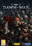 Warhammer 40000: Dawn of War III 3 (Steam Key)+ПОДАРОК