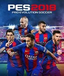 Pro Evolution Soccer 2018 Premium Edit.(STEAM)+ПОДАРОК