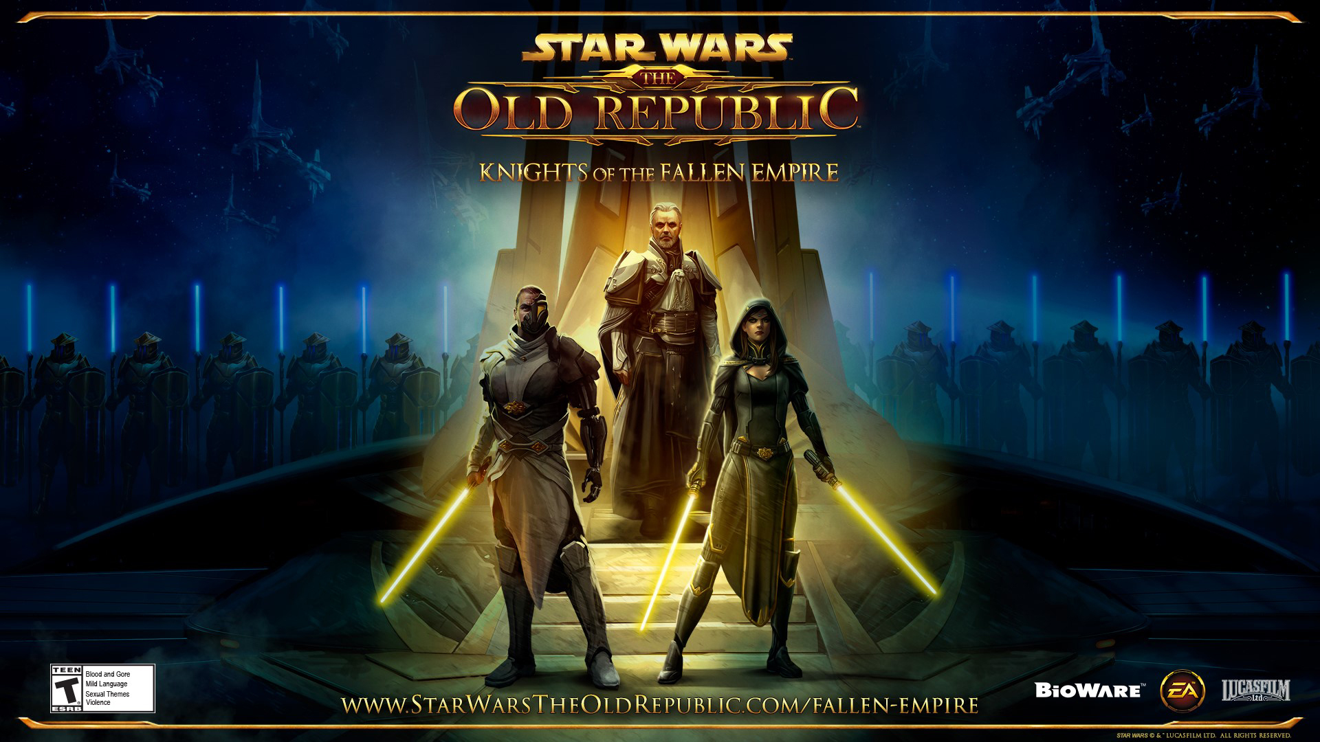 CREDITS - SWTOR - Star Wars: The Old Republic