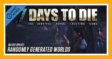 7 Days to Die (Steam Gift | Region Free | ROW)