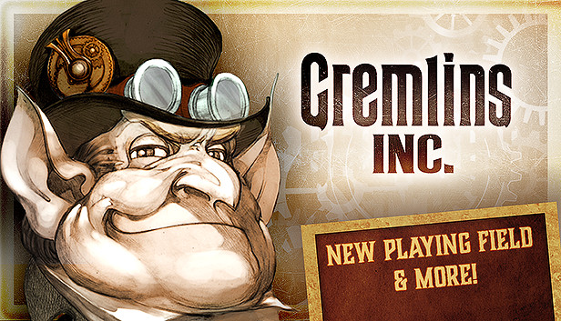 Gremlins, Inc. [KEY/ Region Free] STEAM+ ПОДАРОК