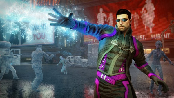 Saints Row IV: Game of the Century Edition (Steam ROW)