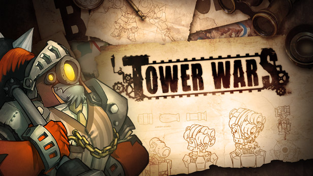 Tower Wars (Steam ROW)