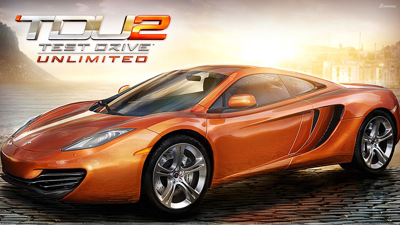 Test Drive Unlimited 2 (Steam ROW)