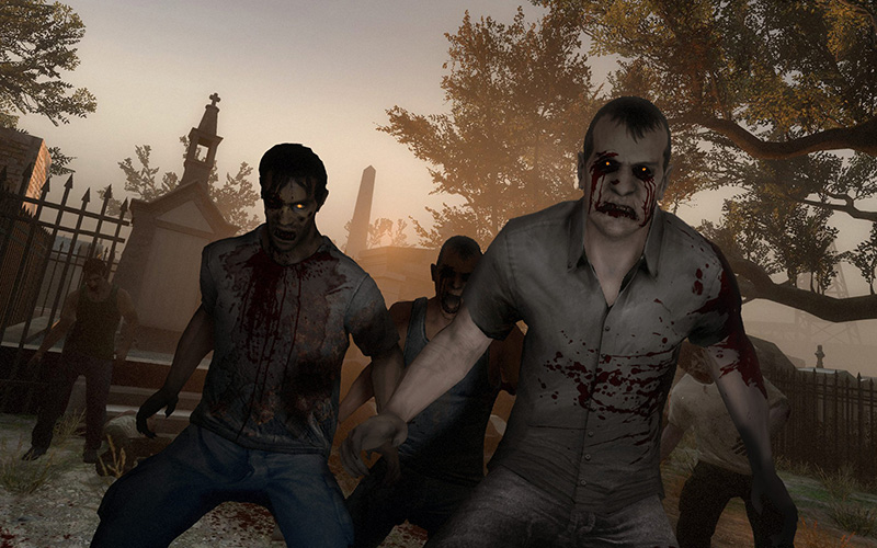 Left 4 Dead Bundle 1 + 2 (Steam RU/CIS)