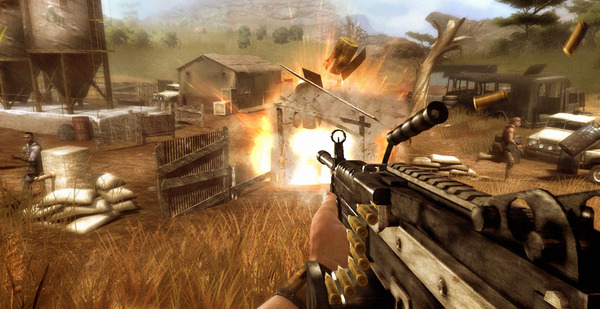 Far Cry 2: Fortunes Edition (Steam RU/CIS)