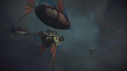 Guns of Icarus Online (Steam ROW)