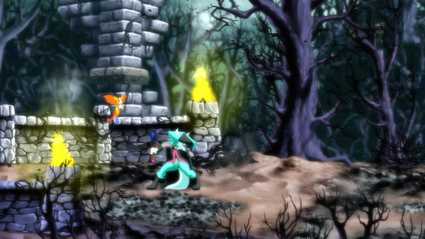 Dust: An Elysian Tail (Steam ROW)