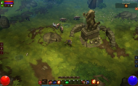 Torchlight 2 II (Steam ROW)