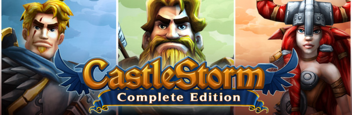 Castlestorm Complete Edition (Steam ROW)