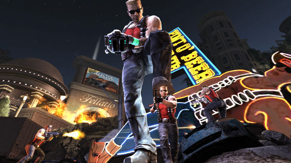 Duke Nukem Forever (Steam RU/CIS)