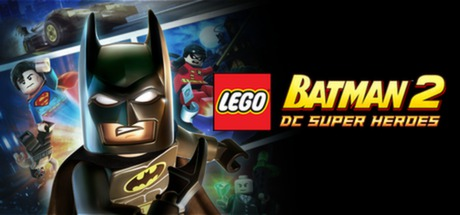 LEGO Batman 2 DC Super Heroes (Steam RU/CIS)