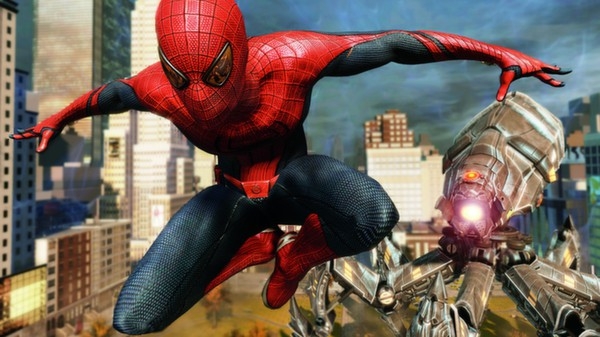 The Amazing Spider-Man (Steam ROW)