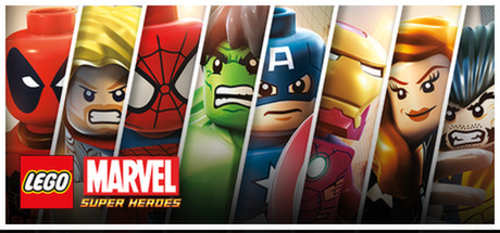 LEGO Marvel Super Heroes (Steam ROW)